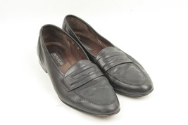 Dinofrascati Mens 13M Black Leather Upper Sole Dress/Casual Loafers Made... - $25.99