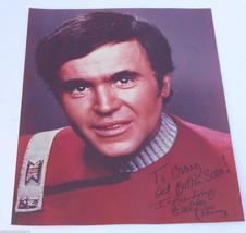 Walter Koenig Chekov Star Trek 8 X 10 Movie Photo Autographed Hand Signed - $48.51