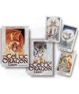 Celtic Dragon tarot deck & Book by Conway & Hunt                        ... - $46.07 CAD
