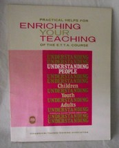 Enriching Your Teaching ETTA Course Understanding People Training Christ... - $9.79