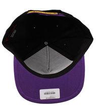 Diamond Supply Co DL-LA Black Yellow Snapback Cotton Hat White Logo Embroidered image 7