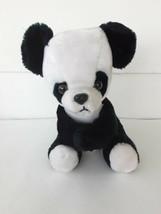 "Mama Panda Vintage Plush Stuffed Animal Korea 12""  - $11.30"