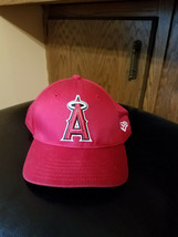 MLB New Era Angels Child Youth Ball Cap Baseball Hat Snap Back One Size Fits All - $10.99