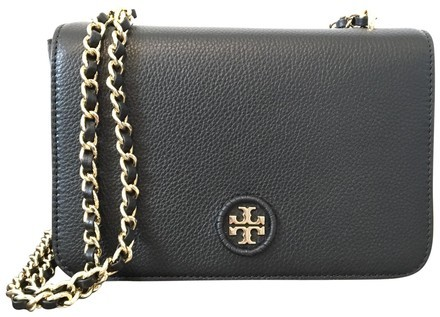 54f5fd0a9e1d Tory burch whipstitch t logo black leather cross body bag 22739979 0 1