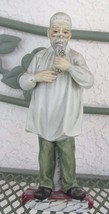 Dentist Figurine~Porcelain~Andrea by Sadek~1970~Hand Painted~Collectible... - $34.64