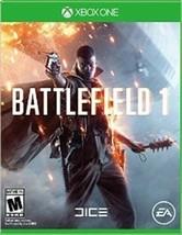Battlefield 1 Standard Edition Xbox One Video Game - $22.26