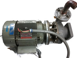 Motor General Electric 5K184KL1817A RPM 3510 Paul 496132 Valve Industria... - $159.59