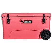 Driftsun 70-Quart Wheeled Ice Chest, Heavy Duty, High Performance Roto-M... - $449.37