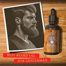 Beard Oil Conditioner - All Natural Cedarwood & Pine Scent with Organic Argan &  image 5