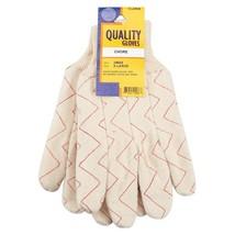 Multipurpose Heavy Duty Chore Gloves, Size X-Large Unisex Adult Fire Ret... - $10.87