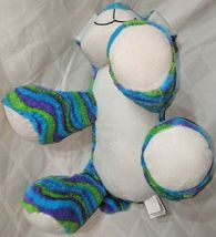 Fiesta A51766 Mod Squad 12 Inches Multi Colored Waves Floppy Dog Ages 3 Plus image 5