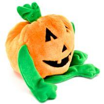 1999 TY Beanie Baby Buddy Pumkin Halloween Jack-o-Lantern Beanbag Plush Toy Doll image 4