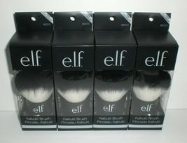 elf e.l.f. Cosmetics Kabuki Face Makeup Brush #85011C Brand New Boxed Lot of 4 - $15.88