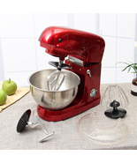 Kitchen Stand Mixer- Blender Kneading Baking Tilt-Head 5-quart 6 speed 1... - $166.75