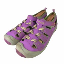 Sperry Womens 7 Mens 5.5 Lavender Pink Water Shoes Sandals Water Shoes Y... - $31.24