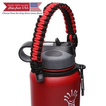 Handle for Hydro Flask - Paracord Survival Strap with Security Ring for ... - $276,96 MXN