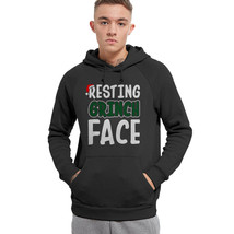 Resting-Grinch-Face-Christmas - The Grinch Film Hoodie - $32.99+