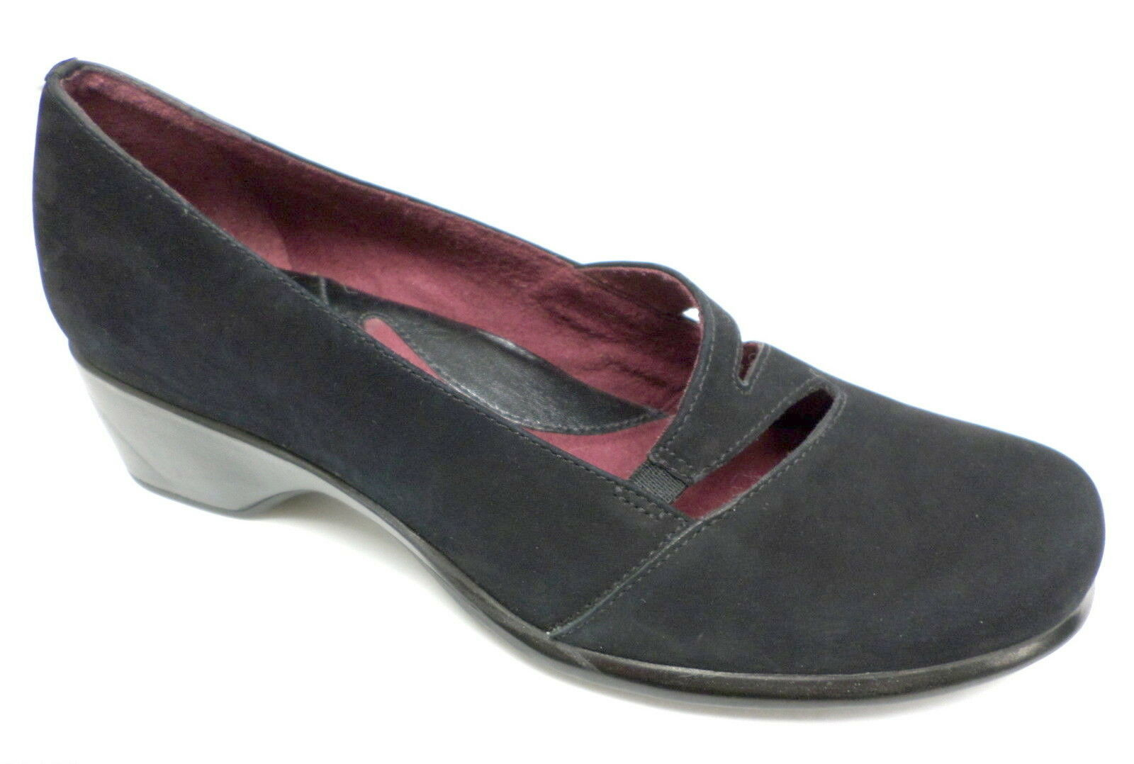 Primary image for Clarks Artisan Black Ballet Flats Size 6 or Shoes