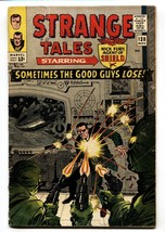 Strange Tales #138 Comic book-First Appearance Eternity vg- - $56.75