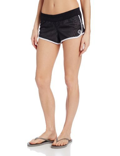 Hurley Juniors Dri Fit Beachrider Mesh Short, Black, X-Large