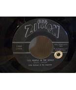 """""""TEARS ON MY PILLOW/JUST TWO PEOPLE IN THE WORLD"""" LITTLE ANTHONY NEAR MI... - $4.00"""