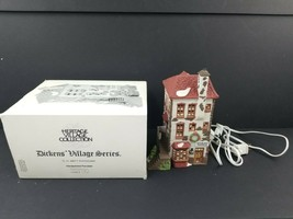 Department Dept 56 Christmas Dickens Village CH Watt Physician 55689 in Box - $24.92