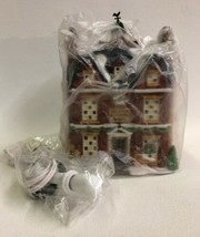 Department 56 Heritage Collection Dickens Village Boarding & Lodging School Box - $28.66