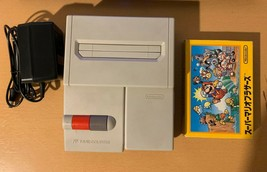 Nintendo Famicom Console System AV Complete Super Mario Brothers - $98.99