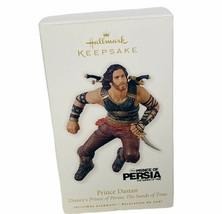Hallmark Keepsake Christmas Ornament NIB Walt Disney Prince Persia Dasta... - $17.37