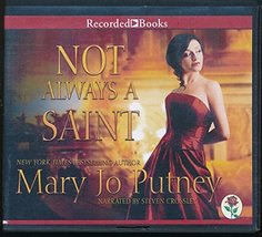 Not Always a Saint by Mary Jo Putney Unabridged CD Audiobook [Audio CD L... - $49.50
