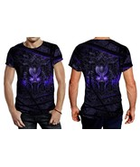 Black Panther Purple Neon Tee Men - $23.99