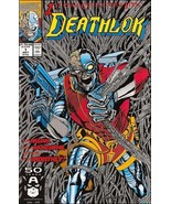 DEATHLOK Vol.1 Lot (Marvel/1991 Series) - $27.83