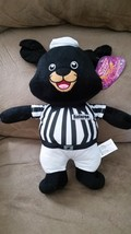 "Referee Dog Brand New Plush Stuffed Animal w/ Tags 13"" Sugar Loaf - $7.99"
