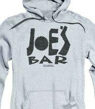 BattleStar Galactica Sci-Fi TV series Joe's Bar pullover graphic hoodie BSG273 image 3