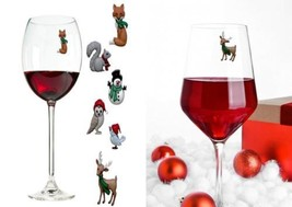 Magnetic Wine Charms That Will Delight Your Guests all Winter - Use at...  - $22.68