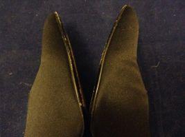 Diego Della Valle Women's Black High Heel Shoes Sz 5.5 image 7
