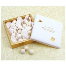 White Sweet Wasanbon - Japanese wagashi confectionery - Higashi sugar - $23.26