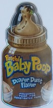 1974/ 6th S TOPPS WACKY sticker Bottled Baby Poop Diape Dust Flavor Powdered - $1.95