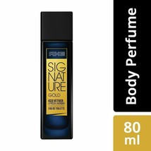 AXE Signature Gold Iced Vetiver and Fresh Lavender Perfume, 80ml ORIGINAL FS - $17.71