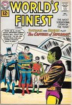 World's Finest Comic Book #122, DC Comics 1961 FINE - $31.85