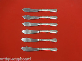 Chambord by Reed & Barton Sterling Silver Trout Knife Set 6pc HHWS  Custom Made - $358.25