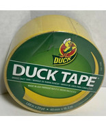 Duck Tape - 20 Yards, Yellow  - 20 Yards, Sunburst Yellow - $8.77