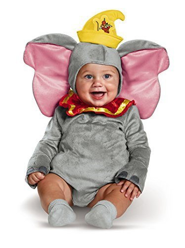 99882 (12-18mths) Dumbo Infant Costume 12-18 Months Disney Baby Costume for sale  USA