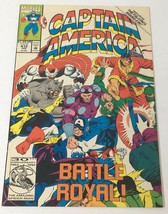 Captain America Vol1 No 412 Comic Book Marvel Battle Royal Falcon & Shan... - $10.36