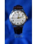 Vintage Bulova 17 Jewel Automatic Round Gold Filled Wrist Watch L7 11ACAC - $95.00