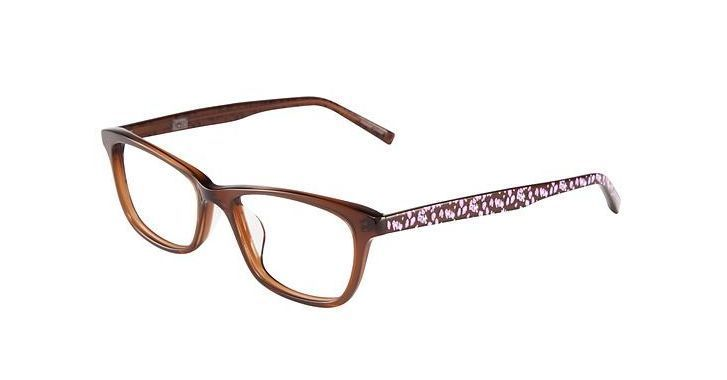 Converse eyeglasses Q400 in Brown w/ Textured Temples 52mm - $74.79