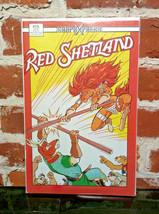 Red Shetland 10, GraphXpress, anthropomorphic, NM/UNREAD - $99.00