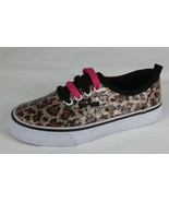 Airspeed -less Schlaf Mehr Skater Mädchen Sequence Leopardenmuster Sneakers - $9.90