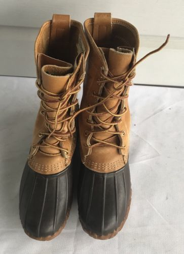 62bb67f382a8 Vintage LL Bean Maine Hunting Boots Duck and 50 similar items. 12