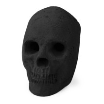 Ceramic Skull | Fireproof Decor for Fire Pits & Fireplaces | 1-Pack - $29.99